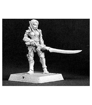 Warlord: Elves - Flara, Vale Swordsman Grunt