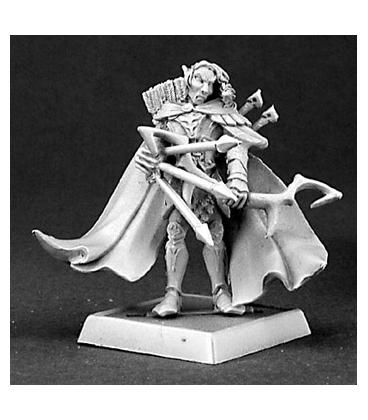 Warlord: Elves - Eawod Silverrain, Warlord