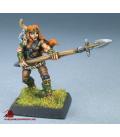 Warlord: Mercenaries - Artemis, Sergeant (painted by Liliana Troy)