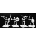 Warlord: Necropolis - Skeletal Warriors Grunt Box Set