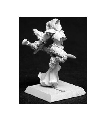 Warlord: Necropolis - Nivar, Wraith Hero