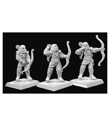 Warlord: Nefsokar - Khamsin Rangers Adept Box Set