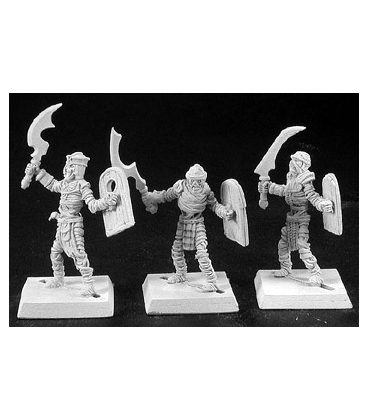 Warlord: Nefsokar - Tomb Guards Adept Box Set