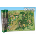 Wings of Glory: Game Mat - Countryside