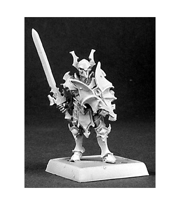 Warlord: Necropolis - Crimson Knight Grunt
