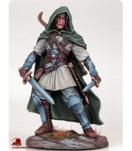 Game of Thrones: Young Hedge Knight - Dual Wield (painted by Matt Verzani)