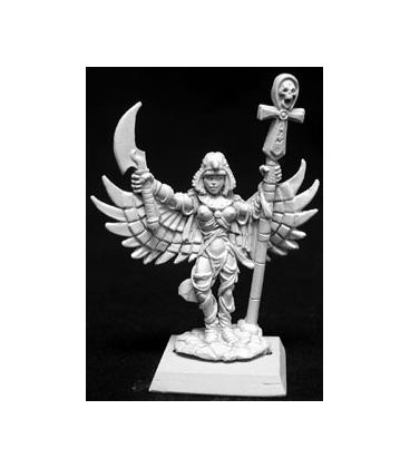 Warlord: Nefsokar - Fatima, Cleric