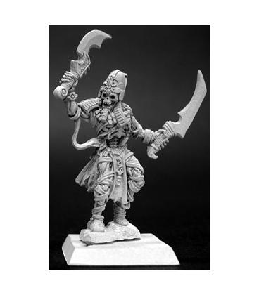 Warlord: Nefsokar - Khadath, Captain