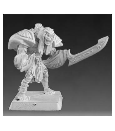 Warlord: Nefsokar - Reborn, Hero