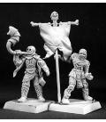 Warlord: Nefsokar - Standard Bearer & Musician
