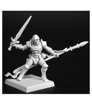 Warlord: Overlords - Corvus, Sergeant