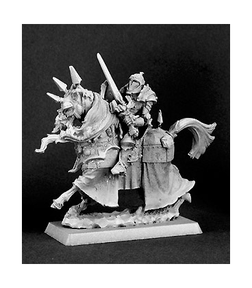 Warlord: Overlords - Count Lorenth, Mounted Zephyr Captain