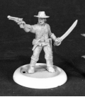 Chronoscope: Cavalry Officer (Confederate Head)