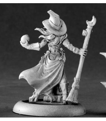 Chronoscope: Krissy, Modern Witch