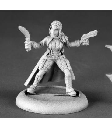 Chronoscope (Survivors): Mira Post-Apocalyptic Heroine