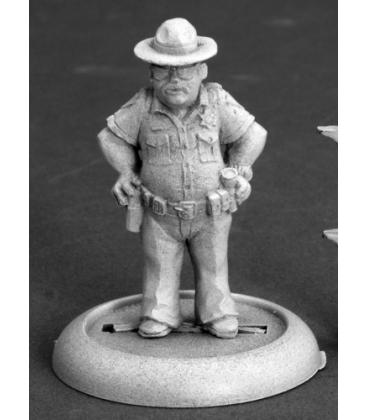 Chronoscope (Mean Streets): Joe Don Mitchell, Sheriff