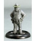 Chronoscope (Mean Streets): Joe Don Mitchell, Sheriff (master sculpt)