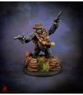 Chronoscope (Wild West): Cactus Joe, Gorilla Gunslinger (painted by Michael Proctor)