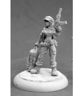 Chronoscope (Survivors): Evie, Post-Apocalyptic Heroine