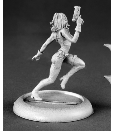 Chronoscope (Noir): Natalia, Female Secret Agent
