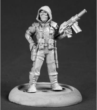 Chronoscope (Survivors): Post-Apocalyptic Hunter