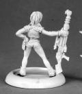 Chronoscope: Gretha, Female Sniper