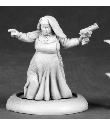 Chronoscope (Mean Streets): Sister Maria, Nun