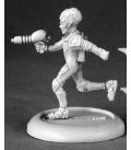 Chronoscope (Alien Worlds): Alien Overlord with Pistol