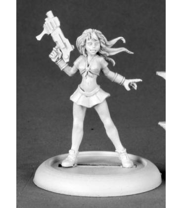 Chronoscope: Sugar, Anime Heroine