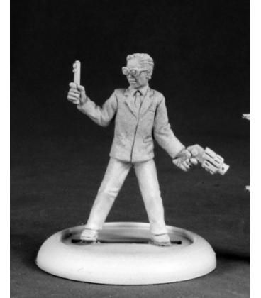 Chronoscope: Government Agent Jones