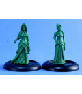 Chronoscope: Victorian Ladies Set (master sculpt)