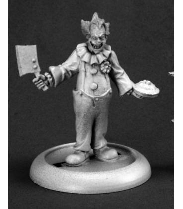 Chronoscope: Bonzo the Killer Klown