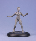 Chronoscope: Marie, She-Bot (master sculpt)