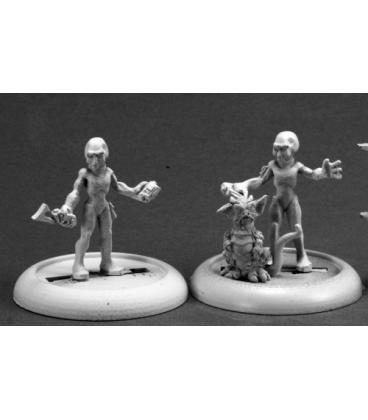 Chronoscope (Alien Worlds): Gray Aliens Set 3
