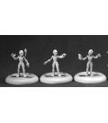 Chronoscope (Alien Worlds): Gray Aliens Set 4