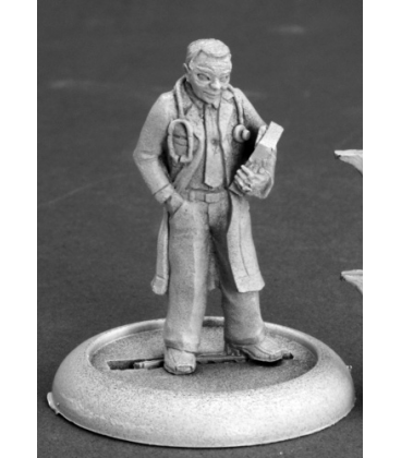 Chronoscope: Dr Thomas Welby