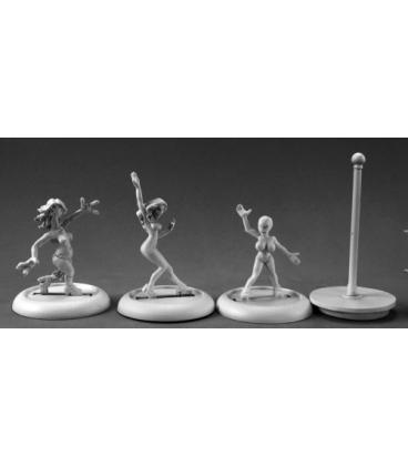 Chronoscope (Alien Worlds): Alien Exotic Dancers Set