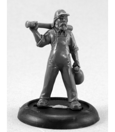 Chronoscope (Survivors): Billy Joe, Zombie Hunter (master sculpt)