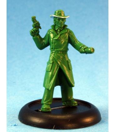 Chronoscope (Pulp Adventures): Max Graves, Pulp Investigator (master sculpt)
