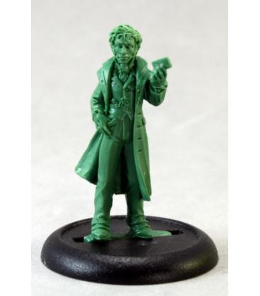 Chronoscope: Benedict Baker (master sculpt)