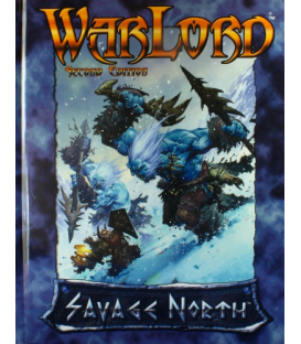 Warlord: Savage North 2nd Edition Rulebook