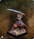 Warlord: Mercenaries - Okuran Ronin Adept (painted by Belminiart)
