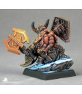 Warlord: Kragmarr - King Axehelm of Kragmarr (painted by Derek Schubert)