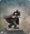 Warlord: Kragmarr - G'rond, Dwarven Assassin (painted by Martin Jones)