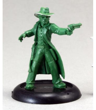 Savage Worlds: Deadlands - Gunslinger (sculpt by Bob Ridolfi)