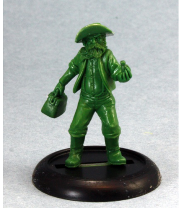 Savage Worlds: Deadlands - Coot Jenkins, The Prospector (sculpt by Bob Ridolfi)