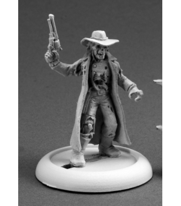 Savage Worlds: Deadlands - Undead Outlaw