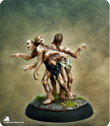 Savage Worlds: Deadlands - Gloms Set Ipainted by Martin Jones)