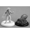 Savage Worlds: Deadlands - Prairie Tick Queen (size comparison to Coot the Prospector figure)
