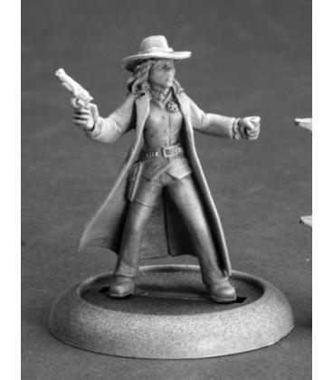 Savage Worlds: Deadlands - Texas Ranger (Female)
